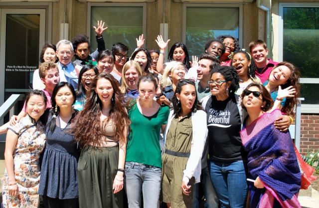 The IEDP 2012-2013 Cohort