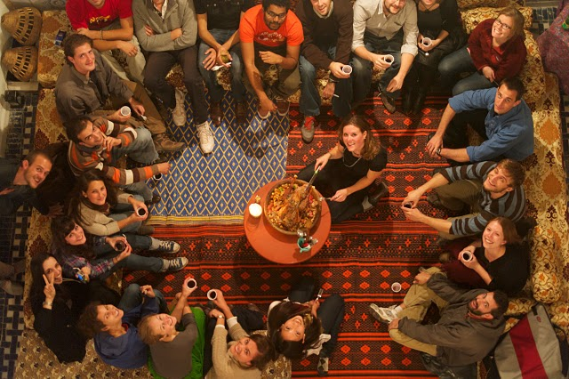 Thanksgiving in Fez